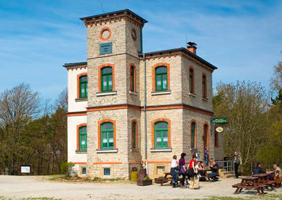 Berggasthaus Großer Hörselberg